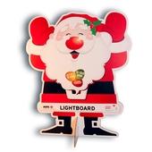 Aufsteller - Weihnachtsmann