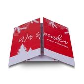 Magic Flyer - Endloskarte quadratisch