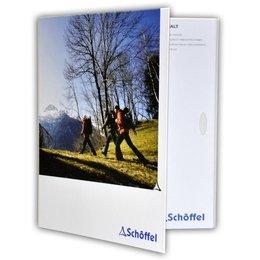 6-Seiten-Ordner - Druckerei Lindner steht für: Ordner bedrucken, Ringordner bedrucken, Ringbücher bedrucken, Firmenordner bedrucken