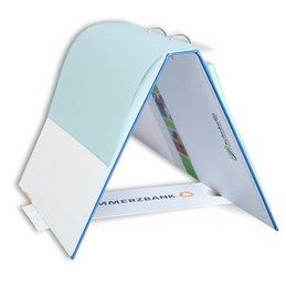 Flexchart-Ordner - Druckerei Lindner steht für: Ordner bedrucken, Ringordner bedrucken, Ringbücher bedrucken, Firmenordner bedrucken