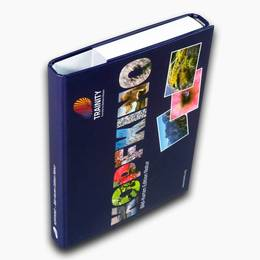 Einschubbox mit Magnetverschluss A5 - Druckerei Lindner steht für: Ordner bedrucken, Ringordner bedrucken, Ringbücher bedrucken, Firmenordner bedrucken