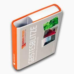 Einschubbox mit Magnetverschluss A6 - Bei Druckerei Lindner kann man: Ordner drucken lassen, Ringordner drucken lassen, Ringbücher drucken lassen, Firmenordner drucken lassen