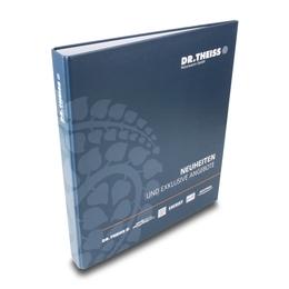 Präsentationsordner - Firmenordner, Ringbücher, Ringmappen individuell bedrucken lassen