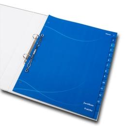 Ordner - Register für Schulen und Universitäten - Ordnerproduktion im Hause Lindner