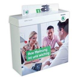 Sammelbox - Druckerei Lindner steht für: Ordner bedrucken, Ringordner bedrucken, Ringbücher bedrucken, Firmenordner bedrucken