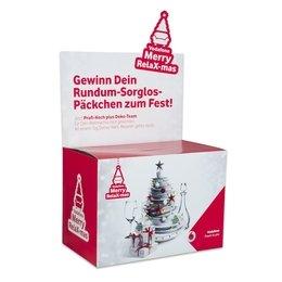 Gewinnspielbox - Druckerei Lindner steht für: Ordner bedrucken, Ringordner bedrucken, Ringbücher bedrucken, Firmenordner bedrucken