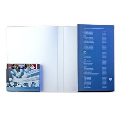 Box-Mappe mit CD-Jewelcase - Ihr Mappenhersteller mit PREMIUM-RUNDUM-SERVICE