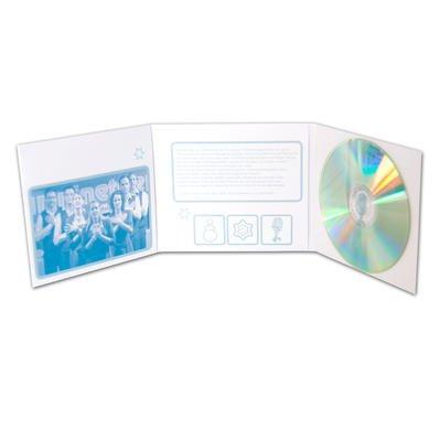 CD Mappe 6 Seiten - Kreative Drucksachen - prägnant, wirksam, emotional