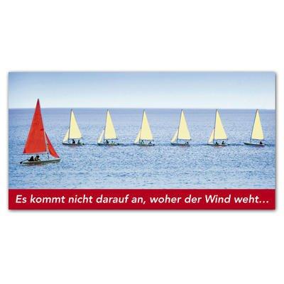 Maxi-Postkarte