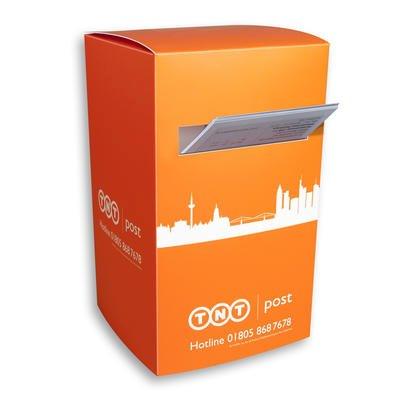 Briefbox - Gewinnspielbox  - Kreative Drucksachen - prägnant, wirksam, emotional