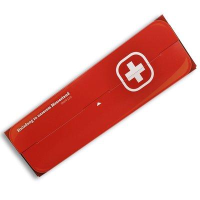 Schweizer Messer - Kreative Drucksachen dienen auch als Beratungsunterstützung und Produkterklärung