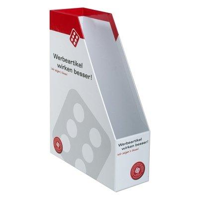 Stehsammler aus Buchdecke  - Lindner bietet neben dem Standard auch ausgefallene Sonderformate an