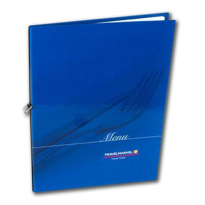 Urkundenmappe - Speisekartenmappe - Kreative Drucksachen - prägnant, wirksam, emotional