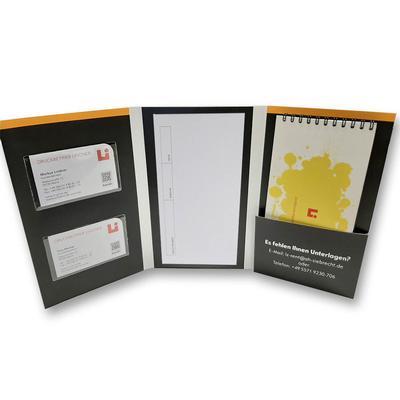 6 Seiten Mappe für Autohäuser - Kreative Drucksachen - prägnant, wirksam, emotional