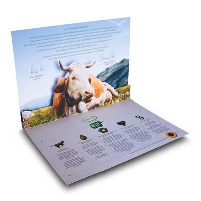 3D Pop-up Karte A4 - Kreative Druckprodukte die Sie begeistern werden