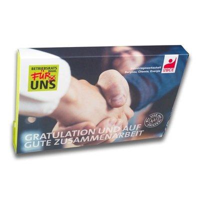 A5 Mailmappe mit Safetyverschluss - Versandmappe - Kreative Drucksachen - prägnant, wirksam, emotional