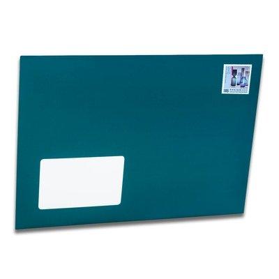 Briefhülle C5 farbig bedrucken und personalisieren - Kreative Drucksachen - prägnant, wirksam, emotional