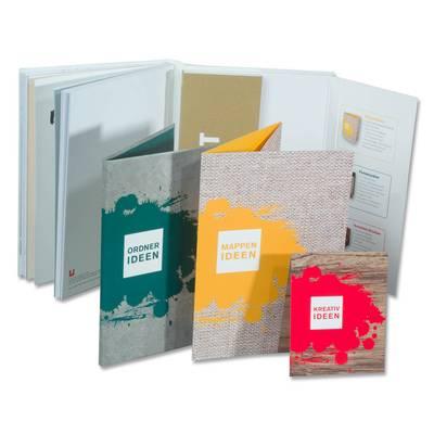 Lindners Ideenbuch - Kreative Drucksachen - prägnant, wirksam, emotional