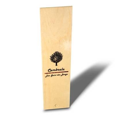 Direktdruck auf Holz - Kreative Drucksachen - prägnant, wirksam, emotional