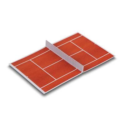 Visitenkarte Tennis - Individuelle Kreativprodukte beim Hersteller drucken lassen