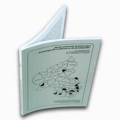 Informationsbroschüre - Kreative Drucksachen - prägnant, wirksam, emotional
