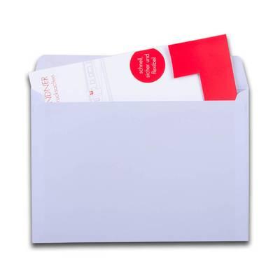 Briefhüllen C5 - Individuelle Kreativprodukte beim Hersteller drucken lassen