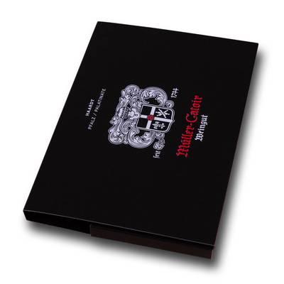 Einschub Taschen Mappe für A6 - Kreative Drucksachen - prägnant, wirksam, emotional