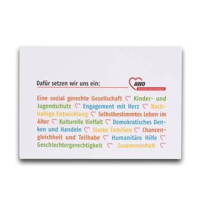 Versandmappe - Mailmappe mit Aufreißverschluss - Kreative Drucksachen - prägnant, wirksam, emotional