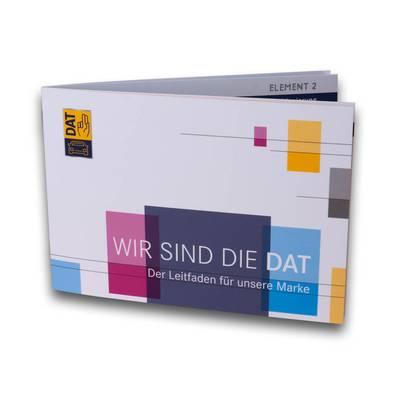 DIN A6 Broschüre geheftet  - Kreative Drucksachen - prägnant, wirksam, emotional
