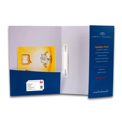 Gesundheitsmappe - Kreative Drucksachen - prägnant, wirksam, emotional