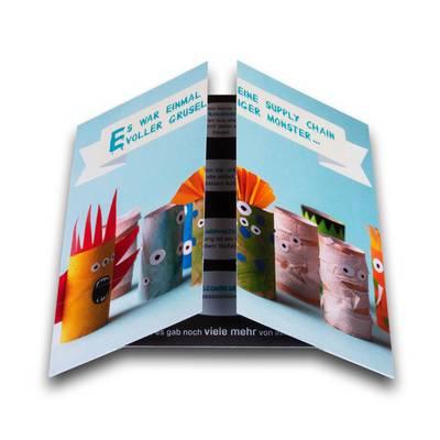Neverending card - Lindner steht für Beratung - Kreation - Veredelung - Druck - Konfektionierung