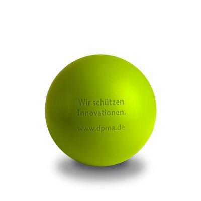 Anti-Stressball  - Kreative Drucksachen - prägnant, wirksam, emotional
