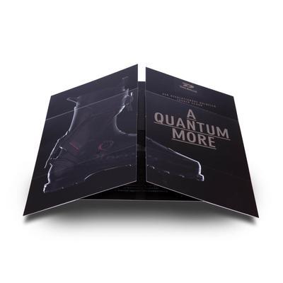 Magic Flyer / Endloskarte  - Kreative Drucksachen - prägnant, wirksam, emotional