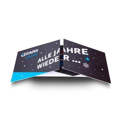 Endloskarte DIN lang - Kreative Drucksachen - prägnant, wirksam, emotional