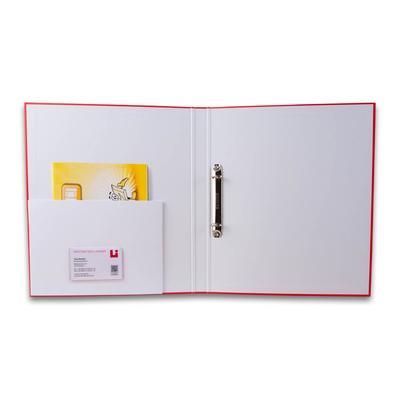 Ringordner mit Kartontasche - Für Ihr individuelles Ringbuch senden Sie uns einfach eine Anfrage