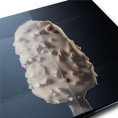 Quadratischer Magic Flyer - Kreative Drucksachen - prägnant, wirksam, emotional
