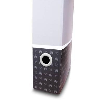 Grifflochringe aus Kunststoff, weiß - Kreative Drucksachen - prägnant, wirksam, emotional