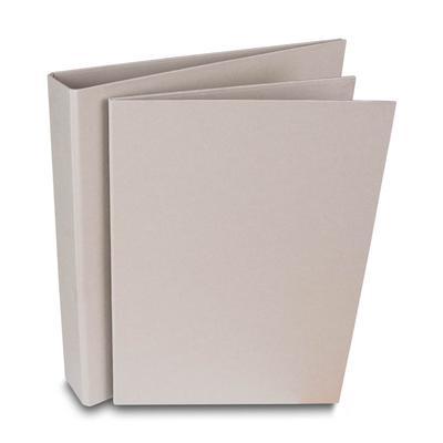Gewebebezüge aus Papier - Ordner drucken bei Lindner