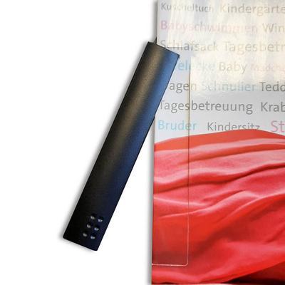 Schwingklemme für Mappen - Ihr Mappenhersteller mit PREMIUM-RUNDUM-SERVICE