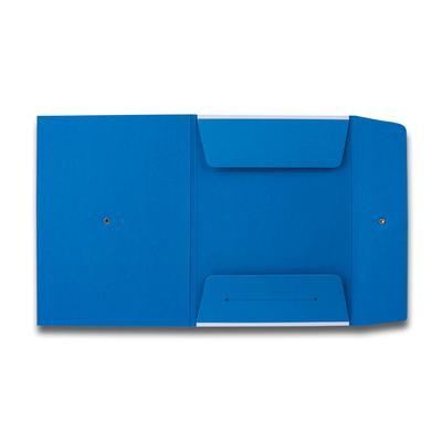 Präsentationsmappe mit Kordel & Knopf - Kreative Drucksachen - prägnant, wirksam, emotional