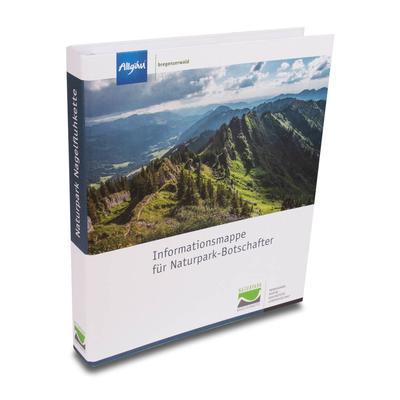 Ordner mit Register und Inhaltsblättern - Kreative Drucksachen - prägnant, wirksam, emotional
