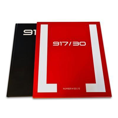 Buchschuber aus Hardcover - Lindner bietet neben dem Standard auch ausgefallene Sonderformate an
