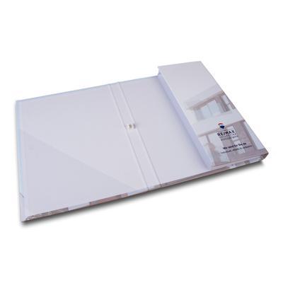 Materialbox mit Magnetverschluss - Mit unseren kreativen Drucksachen heben Sie sich von Ihren Wettbewerbern ab!