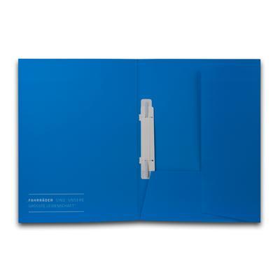 Präsentationsmappe mit partieller Lackierung - Kreative Drucksachen - prägnant, wirksam, emotional