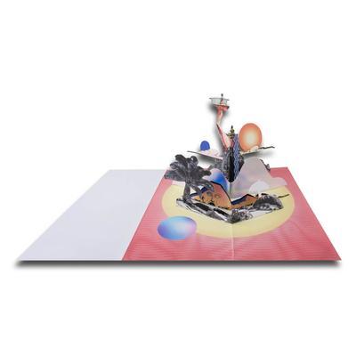 3D Pop-up Buch - Kreative Drucksachen dienen auch als Beratungsunterstützung und Produkterklärung