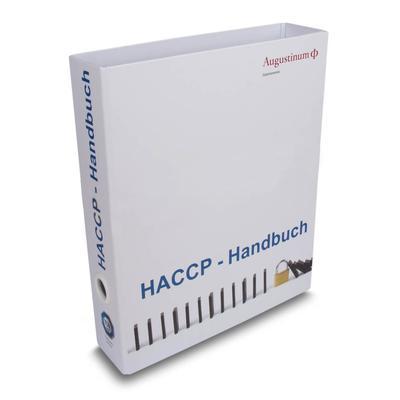 HACCP - Handbuch - Für Ihr individuelles Ringbuch senden Sie uns einfach eine Anfrage