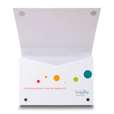 Starterkit für Patienten - Ihr Mappenhersteller mit PREMIUM-RUNDUM-SERVICE