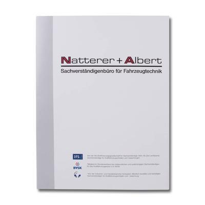Pressemappe für Sachverständiger - Ihr Mappenhersteller mit PREMIUM-RUNDUM-SERVICE