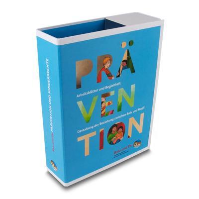 Informationsbox für Arbeitsblätter und Begleithefte - Druckerei Lindner steht für: Ordner drucken, Ringordner drucken, Ringbücher drucken, Firmenordner drucken