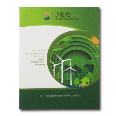 Energiedienstleister Mappen - Ihr Mappenhersteller mit PREMIUM-RUNDUM-SERVICE